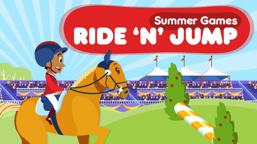 Summer Games - Ride 'n Jump