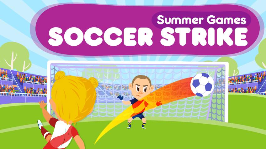 Summer Games - Soccer Strike