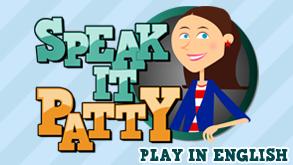 Speak It Patty