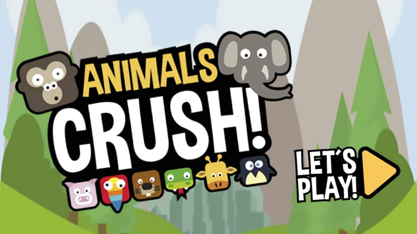 Image of: Last Moon All Games u003e Animals Crush Match Animal Game Idea for Pc Animals Crush Match Play Free Online Kids Games Cbc Kids