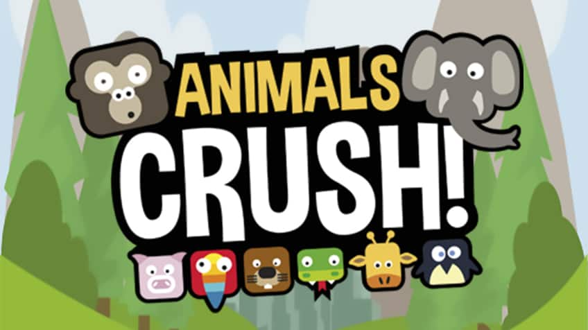 Animals Crush! Match 3