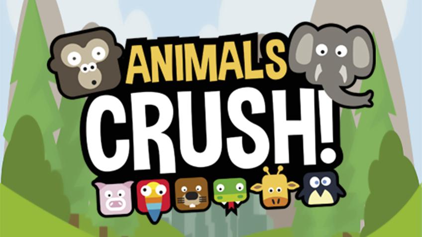 Animals Crush! Match 3