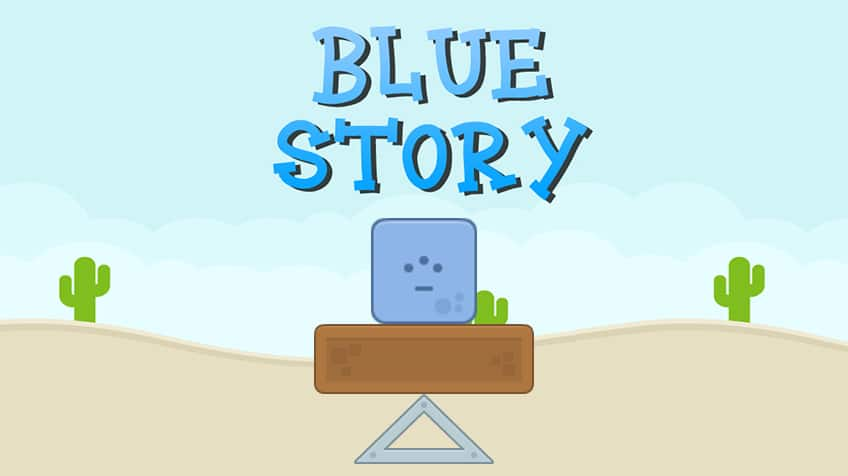 Blue Story - New Game!