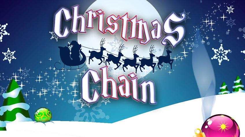 Winter Christmas Chain