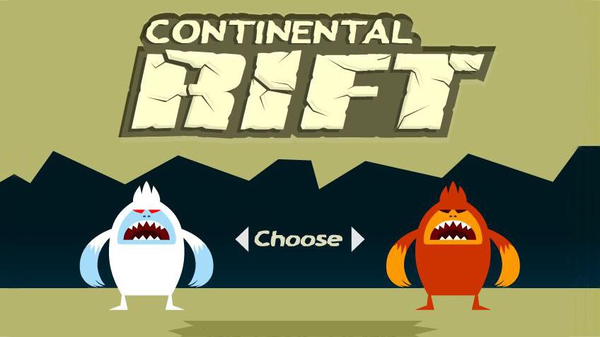 Continental Rift