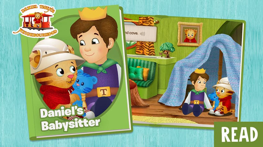 All Games > Daniel Tiger's Babysitter