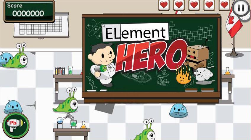 Element Hero