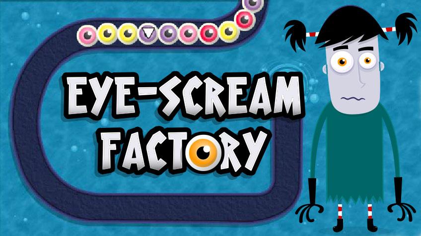 Gruella's Eye-Scream Factory