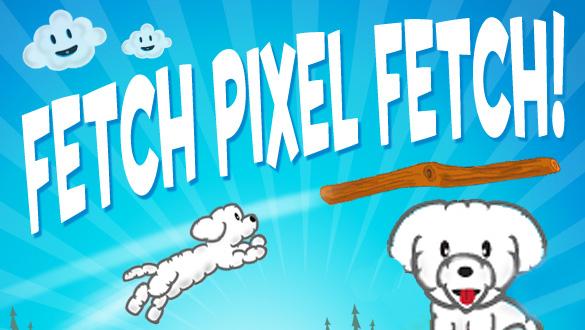 Ruby Skye P.I. - Fetch Pixel Fetch
