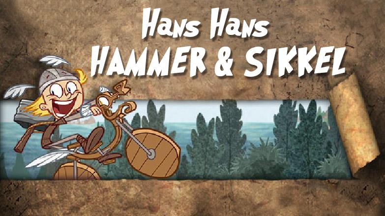 Hans Hans: Hammer & Sykkel