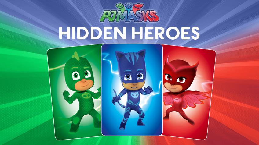 PJ Masks: Hidden Heros