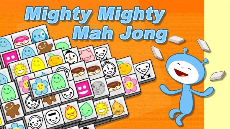 Mighty Mighty Mah Jong