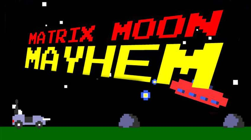 Matrix Moon Mayhem