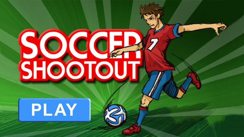 Retro Soccer Shootout Play Free Online Kids Games CBC Kids