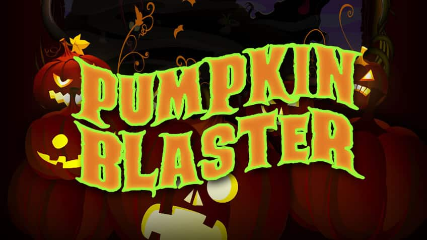 Pumpkin Blaster - New Game!