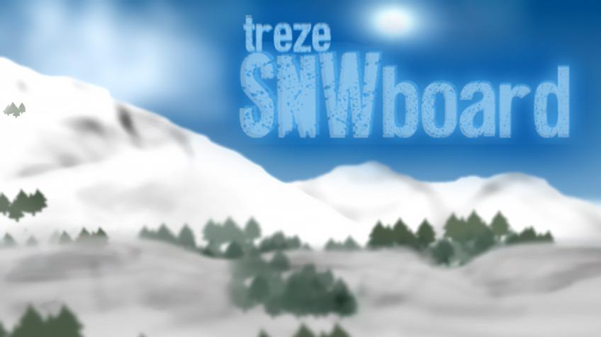 Treze Snowboard