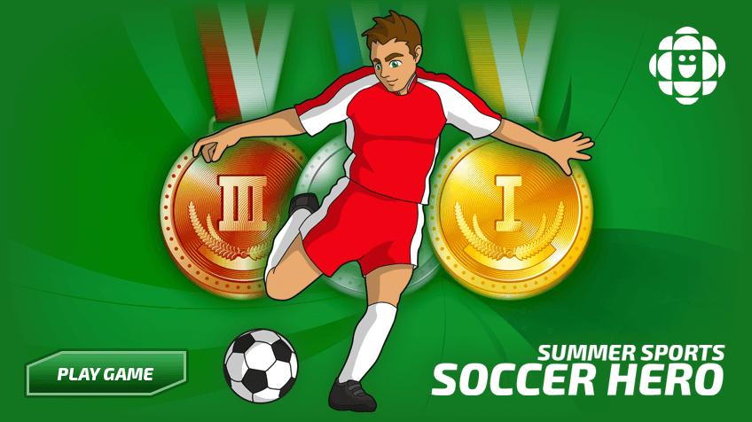 All Games Soccer Hero