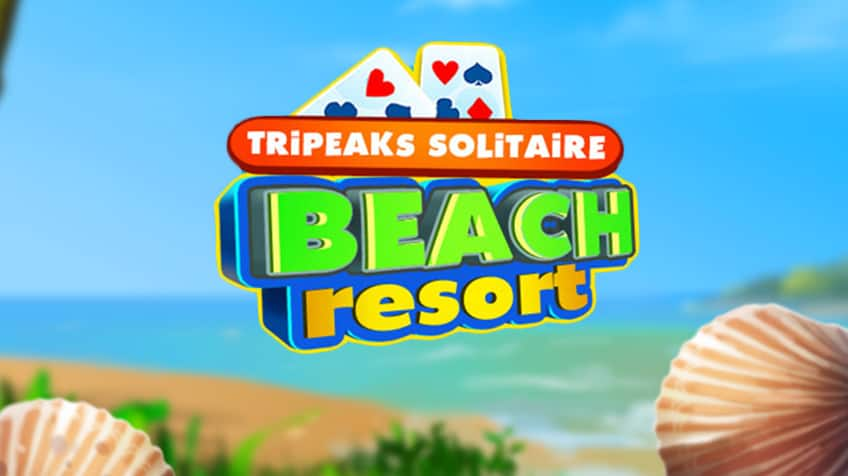 Tripeaks Solitaire - Beach Resort
