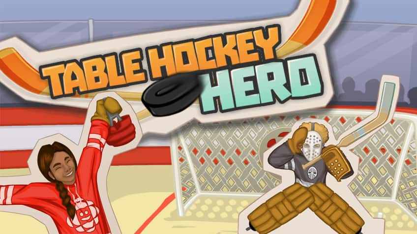 Table Hockey Hero