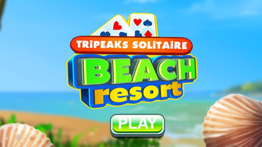 free tri peaks solitaire