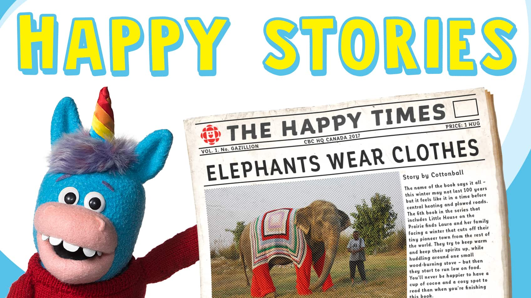 have you seen an elephant wearing a sweater explore awesome