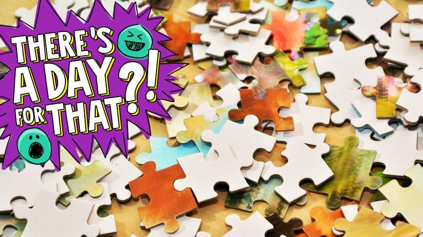 Everything you wanted to know about jigsaw puzzles to