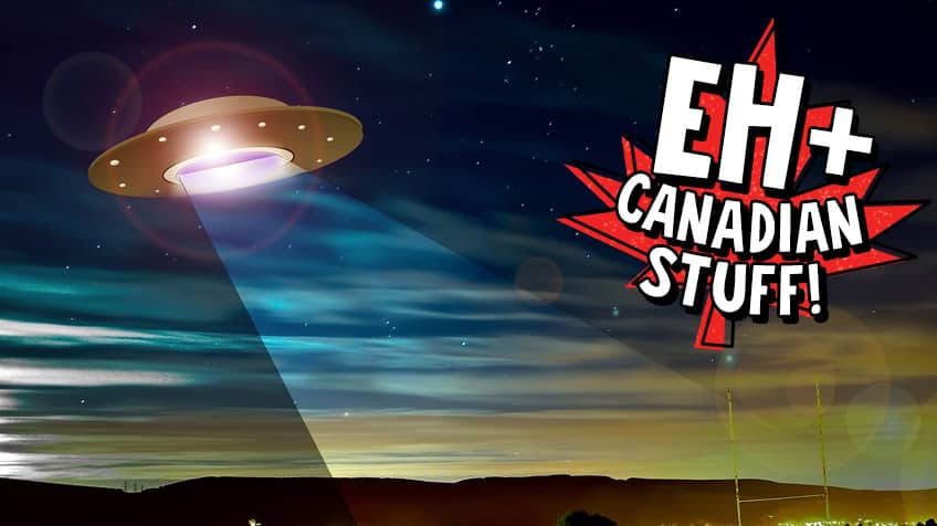 2 of Canada's famous unsolved UFO mysteries | Explore | Awesome