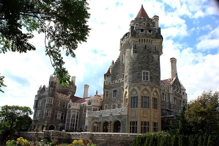 4 Real Canadian Castles Explore Awesome Activities