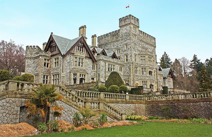 Vancouver Island Castle