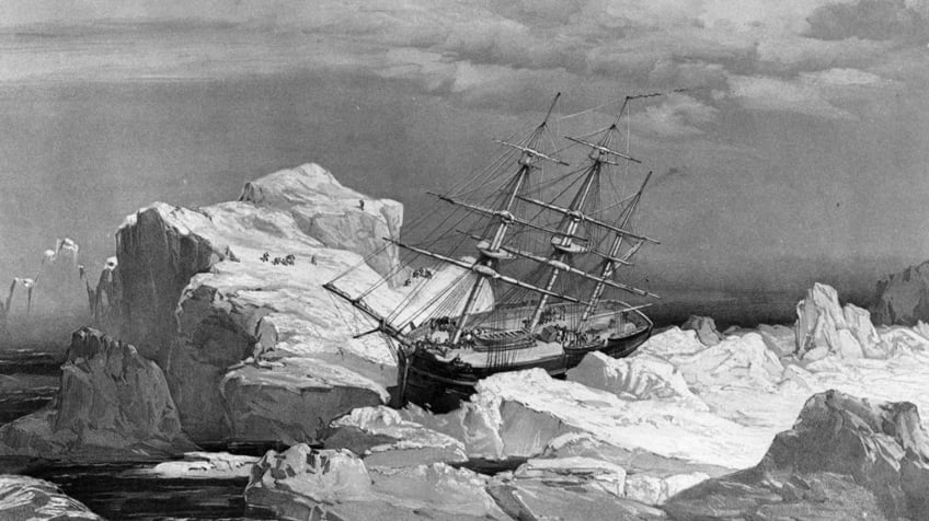 Missing Ship Found 170 Years After Setting Sail