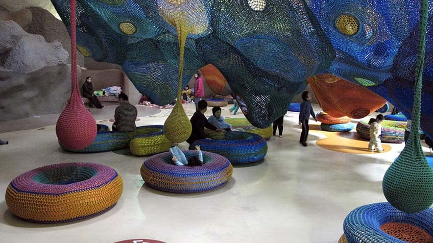 7 Cool Playgrounds Around The World Explore Awesome