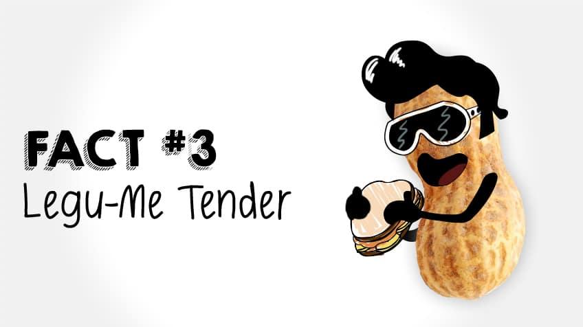 Fact 3 - legu-me tender