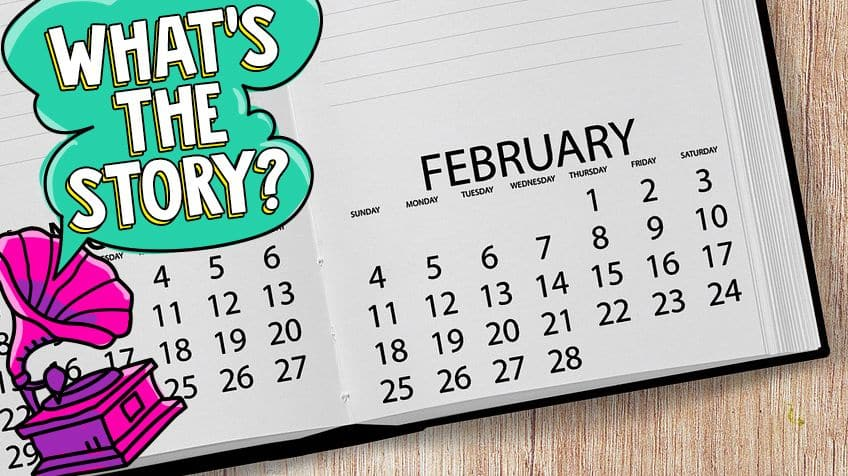 Hey February! Why so short? | Explore | Awesome Activities