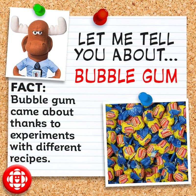 7 fun facts about bubble gum | Explore | Awesome Activities
