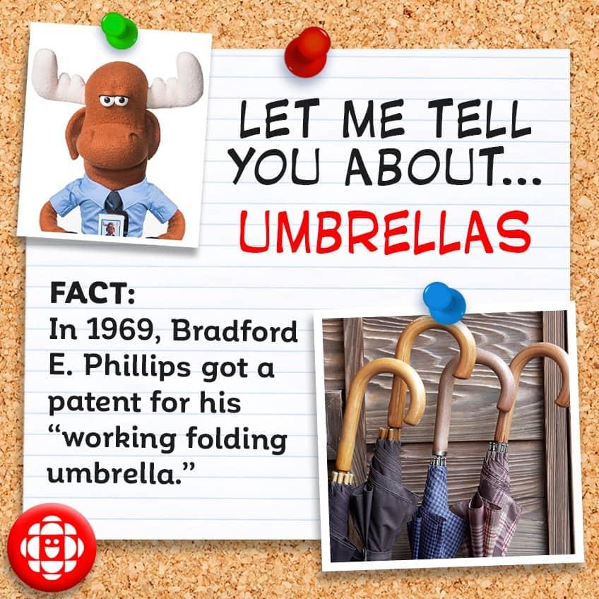 In 1969, Ohio's Bradford E. Phillips got a patent for his