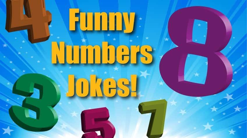 Fun numbers jokes! | Explore | Awesome Activities & Fun ...