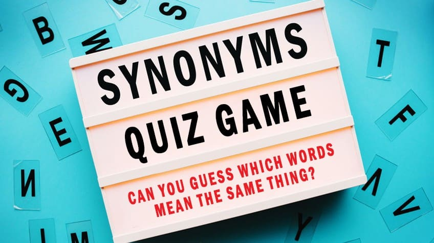 Do you know your antonyms, or words that mean the opposite