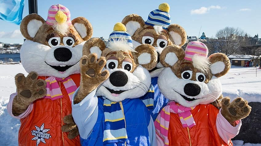 Bed racing and other reasons why winterlude is awesome Are we going to get snow this year 2016