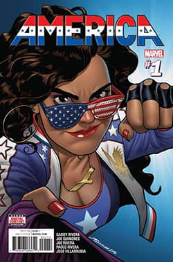 America Chavez from America by Marvel