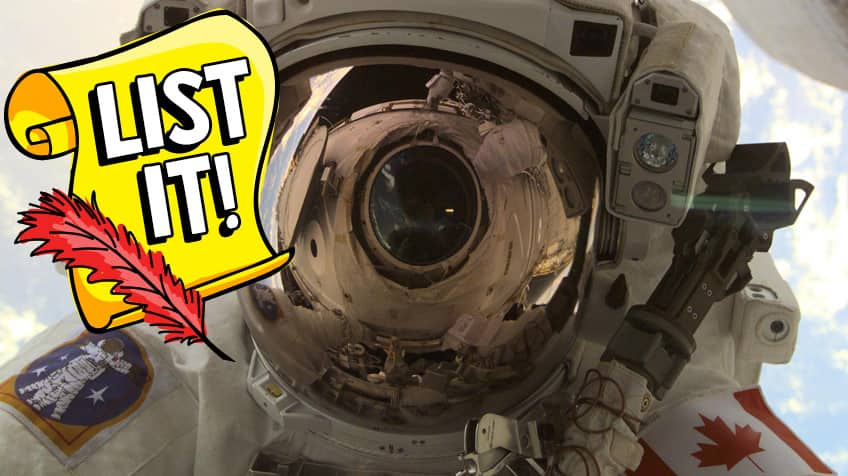 Click here to read about astronaut questions