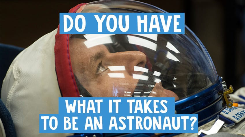 Click here to read the astronaut quiz