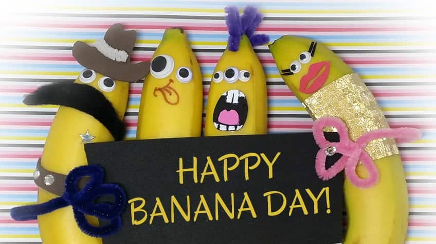 Click here to read about banana day