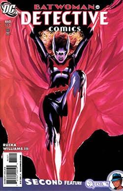Batwoman Detective Comics