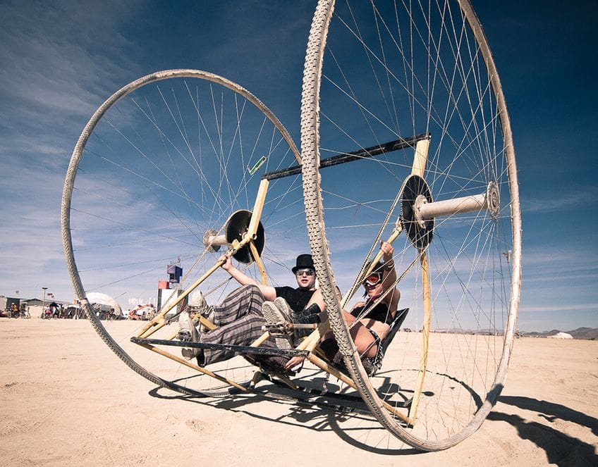 11 Cool And Unusual Bicycles People Have Actually Ridden Explore Awesome Activities Amp Fun