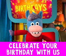 Click here to submit your birthday and have it celebrated on TV