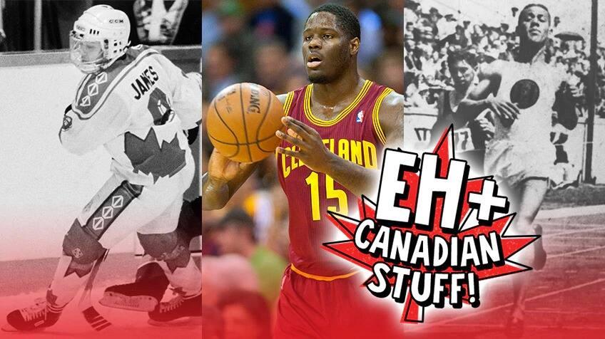 EH+ Canadian Stuff: Black athletes to make history