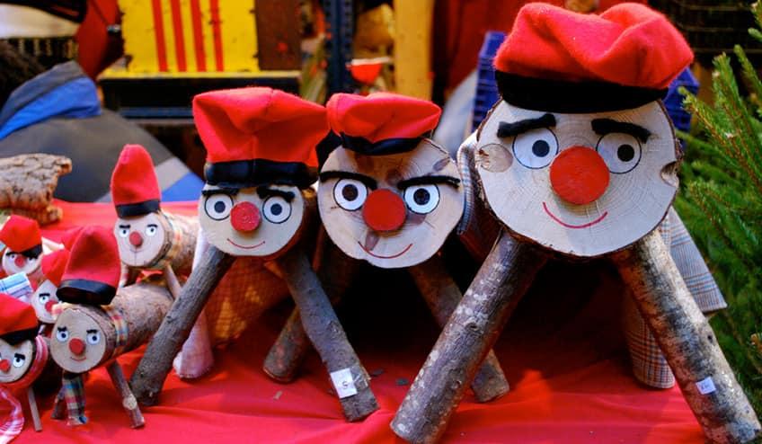 The Christmas Log - Spain