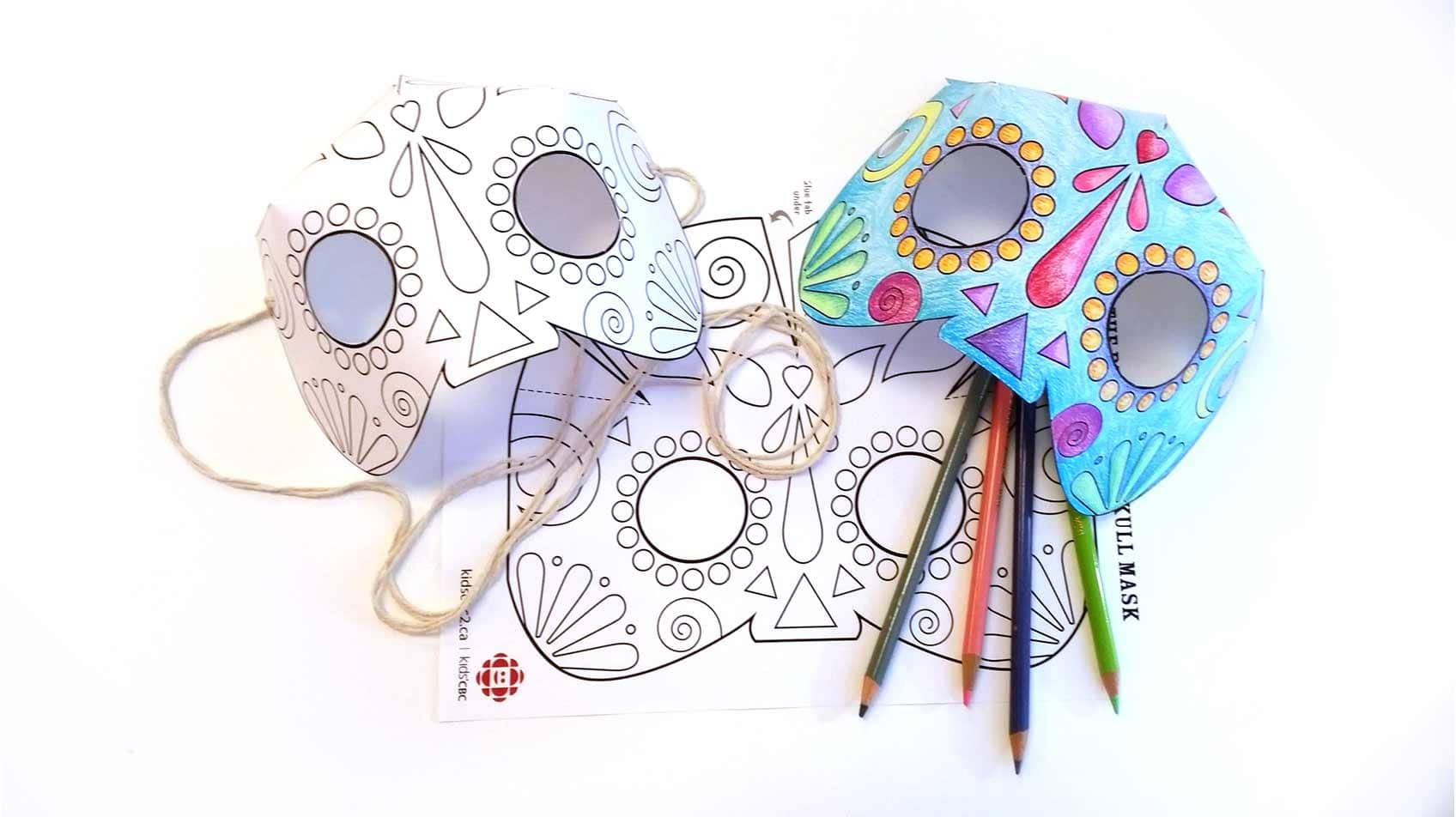 Sugar skull make & do