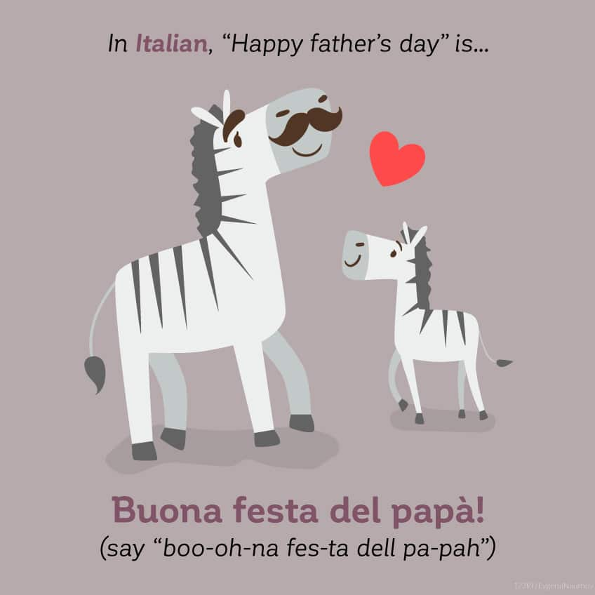 How Do They Celebrate Father S Day In Other Countries