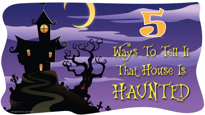 How To Know If You Re Trick Or Treating At A Haunted House